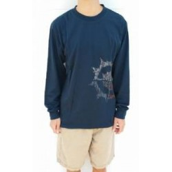 Slingshot Long Sleeve Square Tee